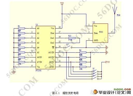 答:无线电遥控最最基本的原理:无线电遥控系统设备包括无线电发射机