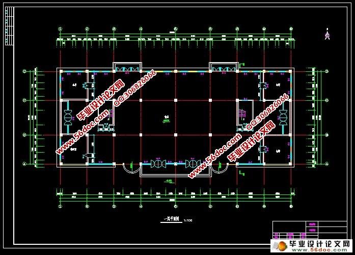 某多层用框架结构建筑施工组织设计毕业论文