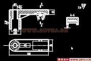 活动块钻孔的夹具的设计(课程设计)